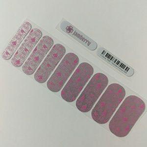 Jamberry Makeup - Disney Sleeping Beauty nail decals